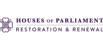 Houses of Parliament Restoration & Renewal logo