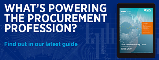 What's powering the procurement profession?