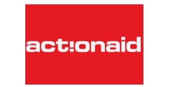 ActionAid UK. logo